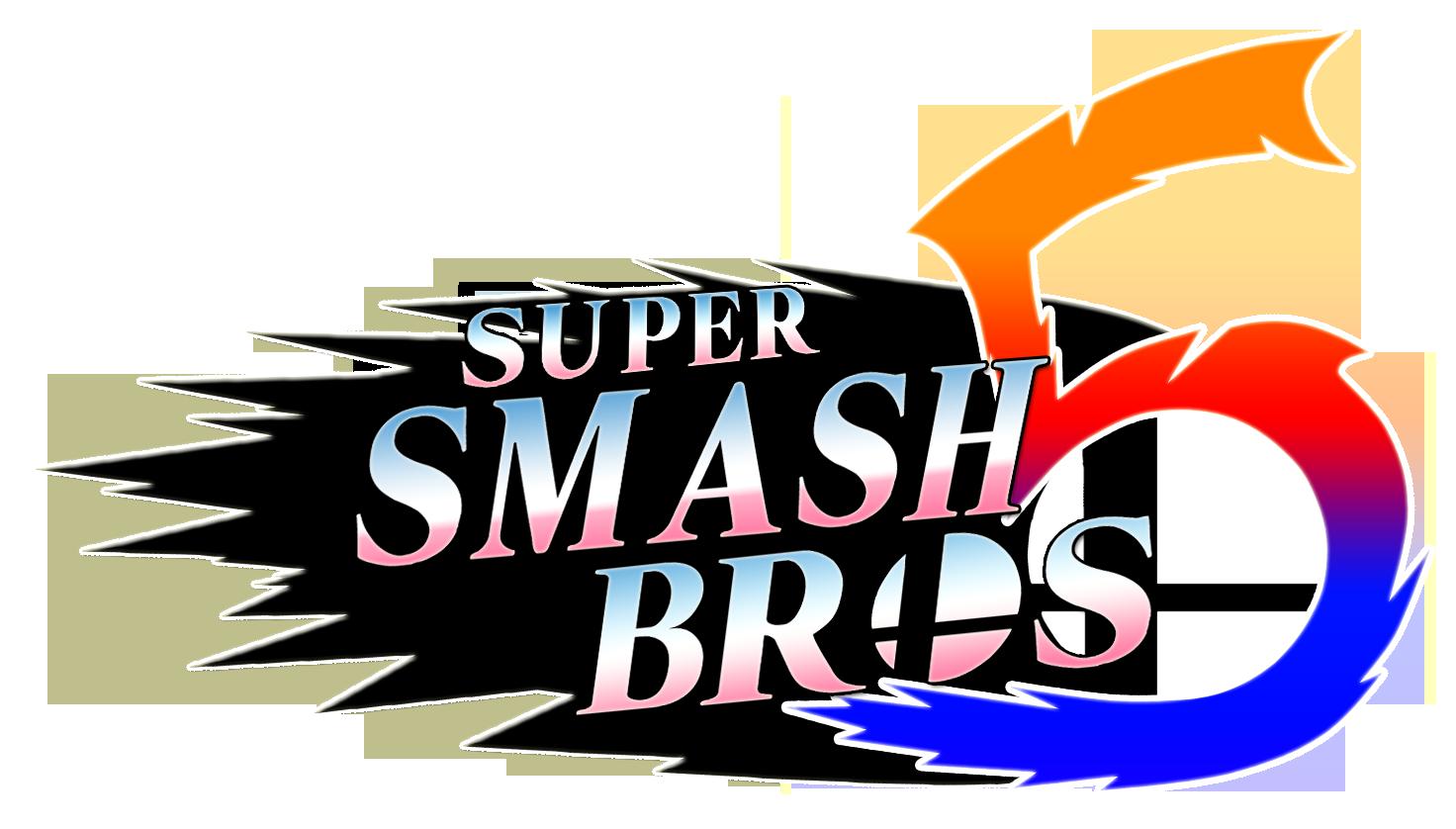 Super Smash Bros 5 Fan Logo by Alex13Art on DeviantArt