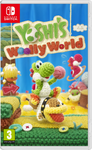 Yoshi's Woolly World Switch Cover