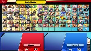 Super Smash Bros Future Roster