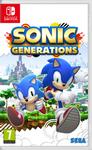 Sonic Generations Switch
