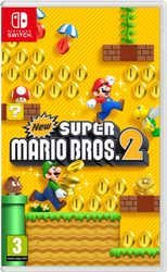 New Super Mario Bros 2 Switch