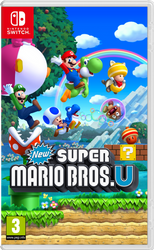 *REAL* New Super Mario Bros U Switch