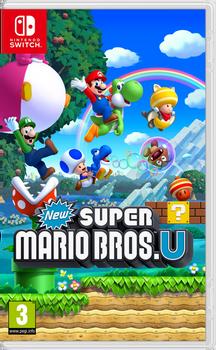 *REAL* New Super Mario Bros U Switch