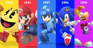 5 Mascot Legends