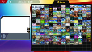 SSBU Stages and Extra Stages