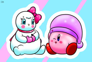 Cindy and Kirby