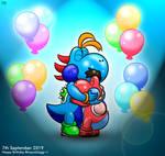 GIFT - Blueshi and Alexshi Forever
