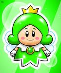 Green Sprixie Princess