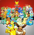 Pokemon is 25