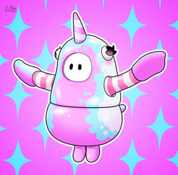 Sparkly Whal