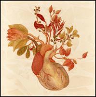 Coeur d'automne by IngeVandormael