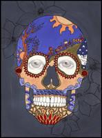 El dia de los Muertos v2 by IngeVandormael