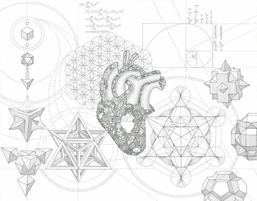 Geometric Miracle by IngeVandormael