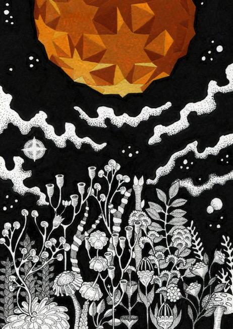The night stalker by IngeVandormael