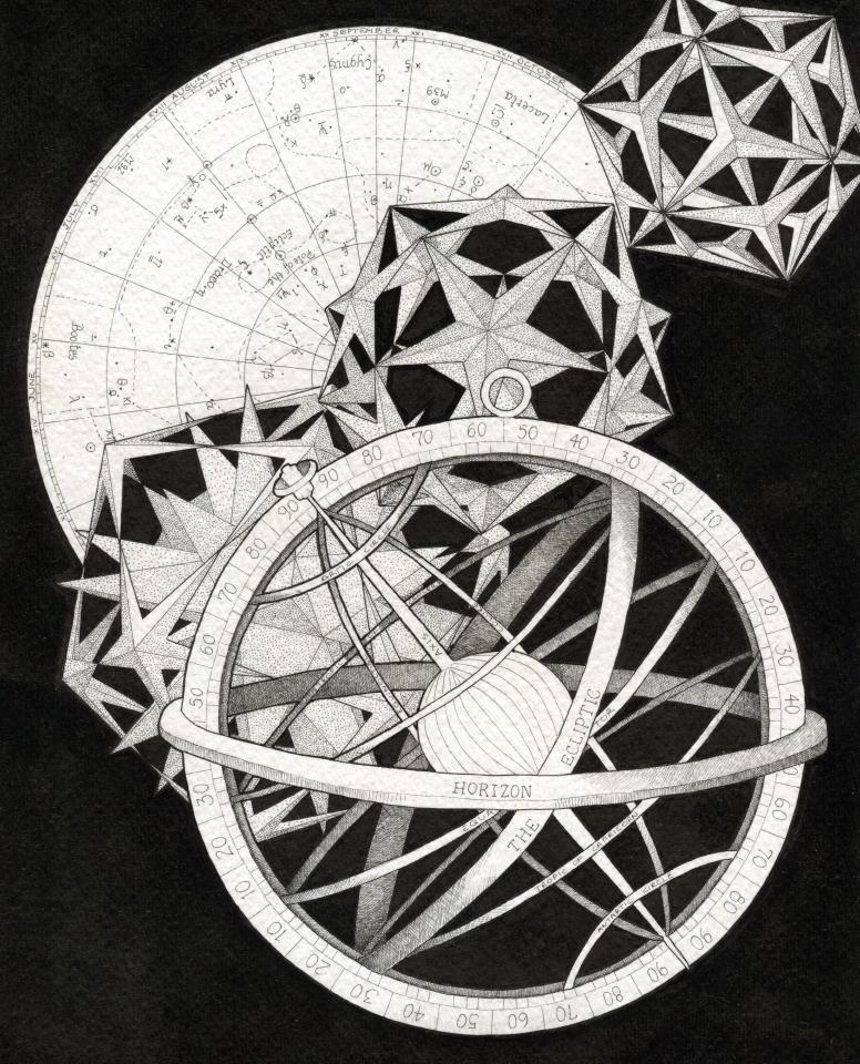 Stargazing by IngeVandormael