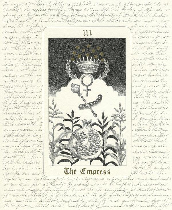 Empress by IngeVandormael