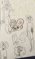 The Lost Kid Doodles