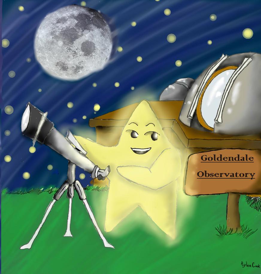 Starlight Skys: Star Bright by DaMushroom