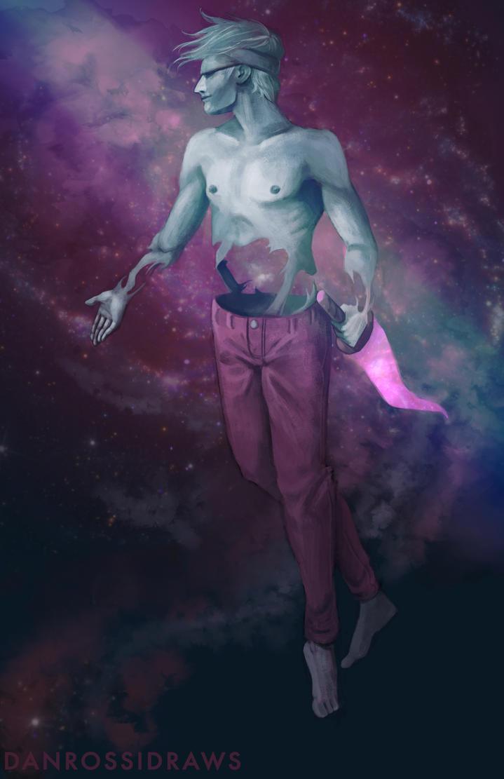 Astro by DanRossiDraws
