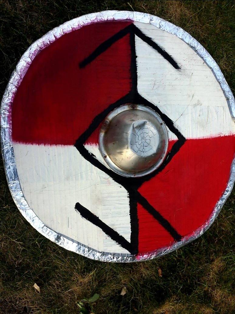 Viking Shield #2 by Corruptedcross
