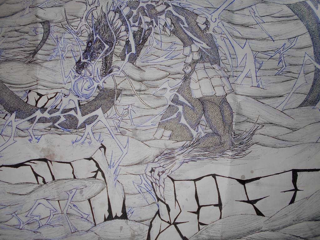 Shenlong by Corruptedcross