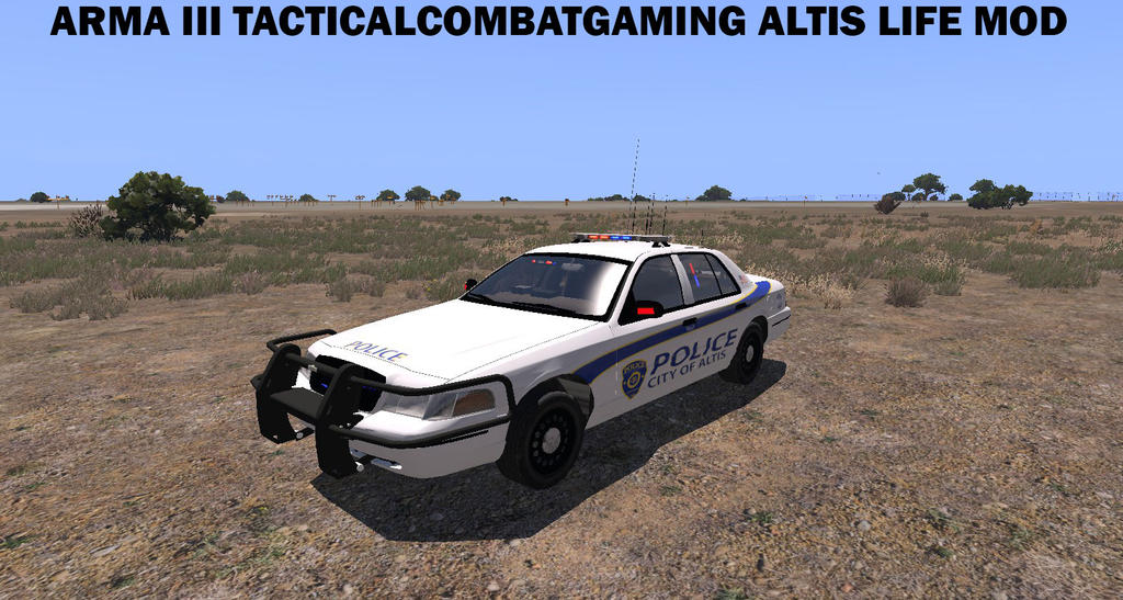how to play altis life arma 3