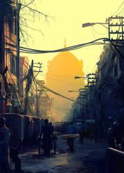 India by tonyhurst