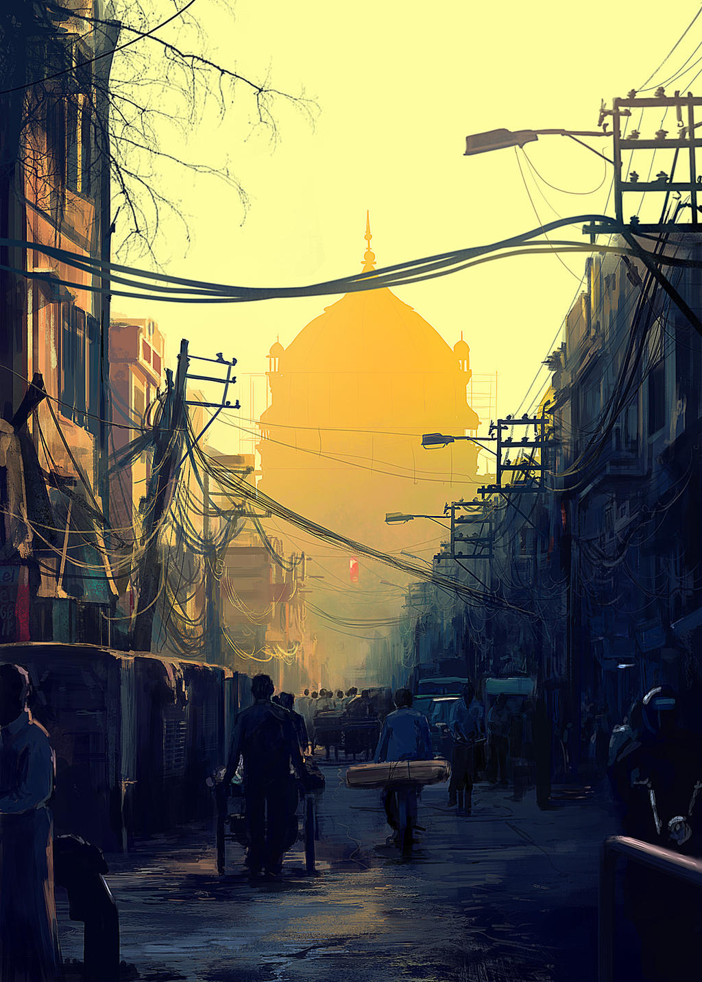 India by tonyhurst