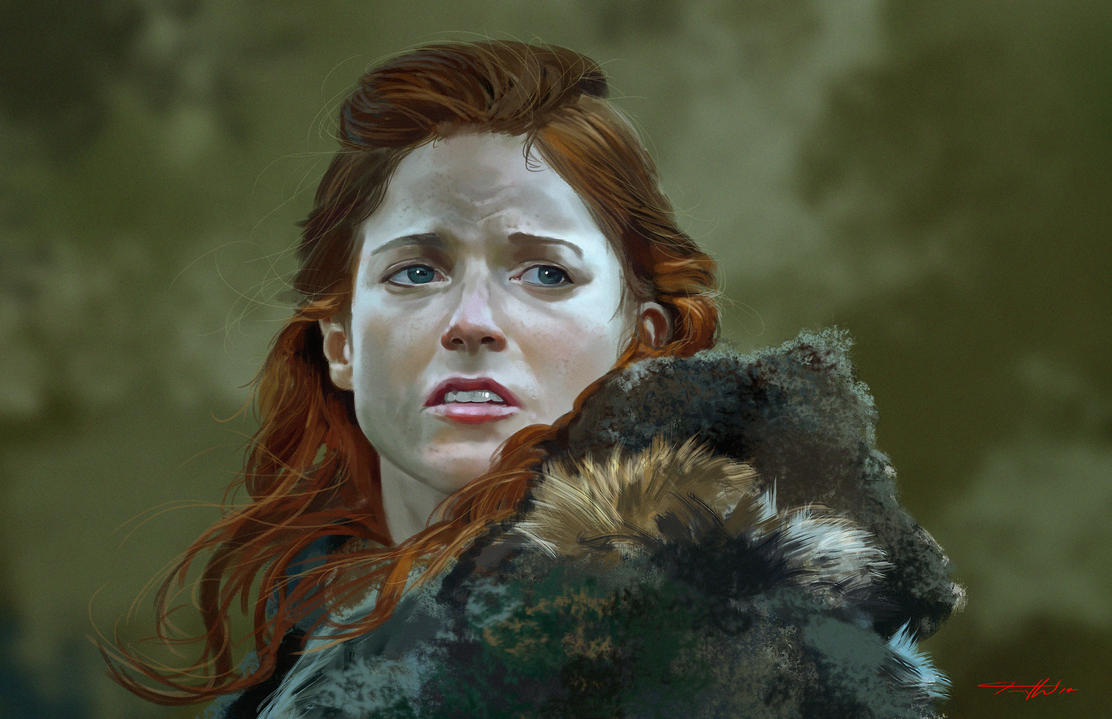 Ygritte by tonyhurst