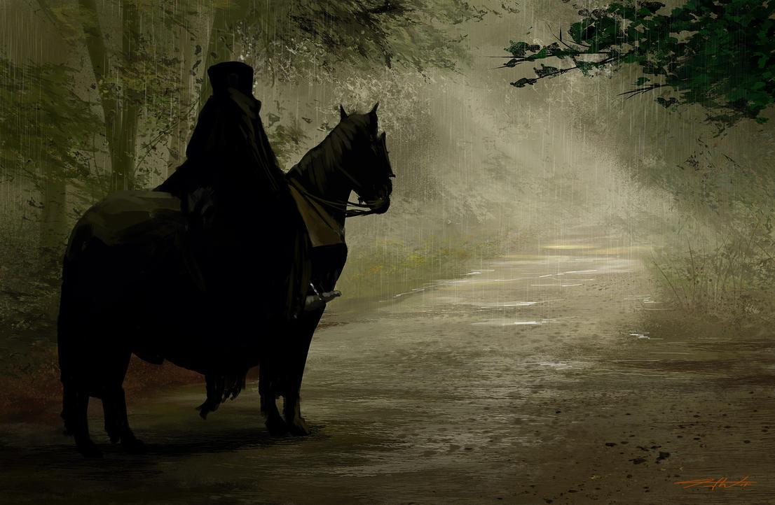 Wraith by tonyhurst