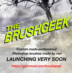 Brushgeek brushes on gumroad!