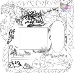 Cyngel DW game menu desktop Skin for launcher by AngelCnderDream14