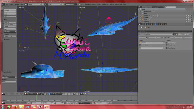 Frenzy Underwater Game