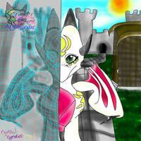 Gaming Wallpaper Angel DreamWorld by AngelCnderDream14