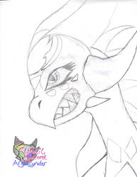 Angry Cnder by AngelCnderDream14
