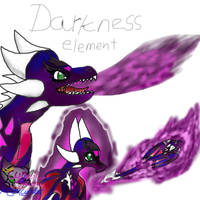 Cnders Elements: Darkness by AngelCnderDream14