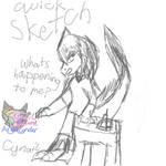 Quick Sketch Transforming Etichieaka Race