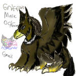 OC Male ( my first male!!!!) Not yet named!