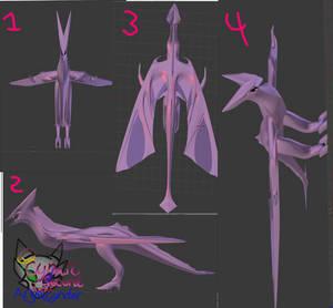 Dragonmodelatwork2 UPDATE!