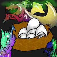 Crawly Egg custom Icon by AngelCnderDream14