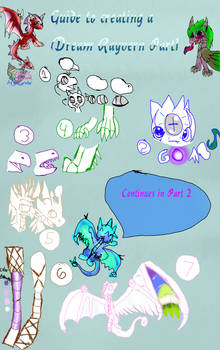 Guide on creating a Dream Rayvern Part1