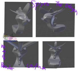 SpyroTheDragon model