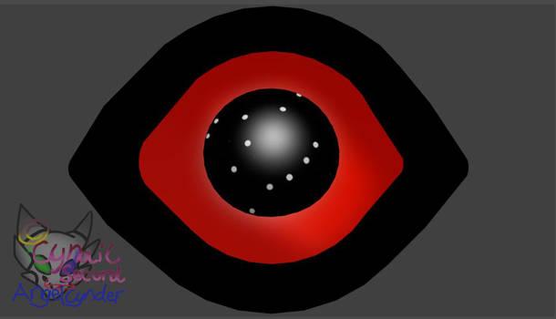 Eye model commission Blender