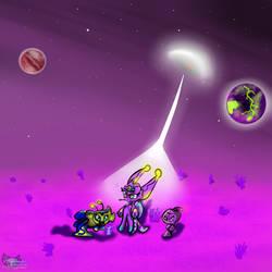 Aliens~Starlin by AngelCnderDream14