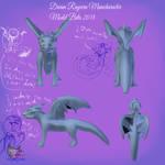 DreamRayvernMainCharacterModelPAStageGAME