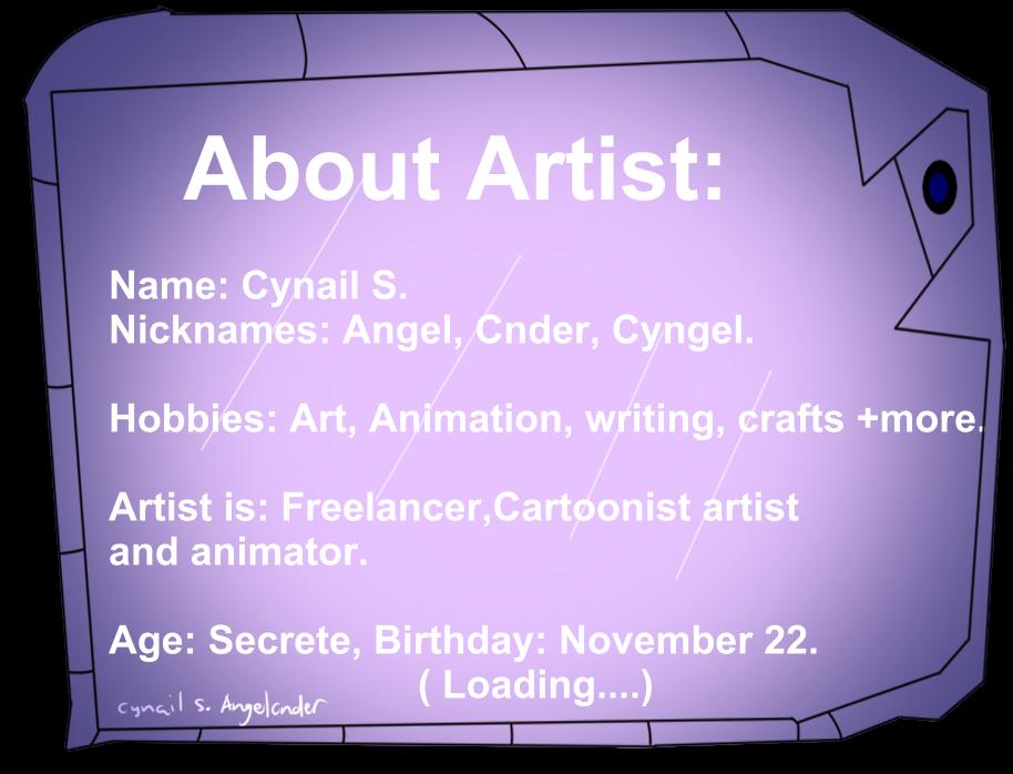 Titlebanner-About Artist
