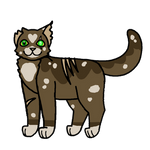 One of My Warrior Cat OCs: Thornheart