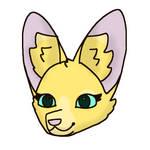 Fennec Fox Face Attempt