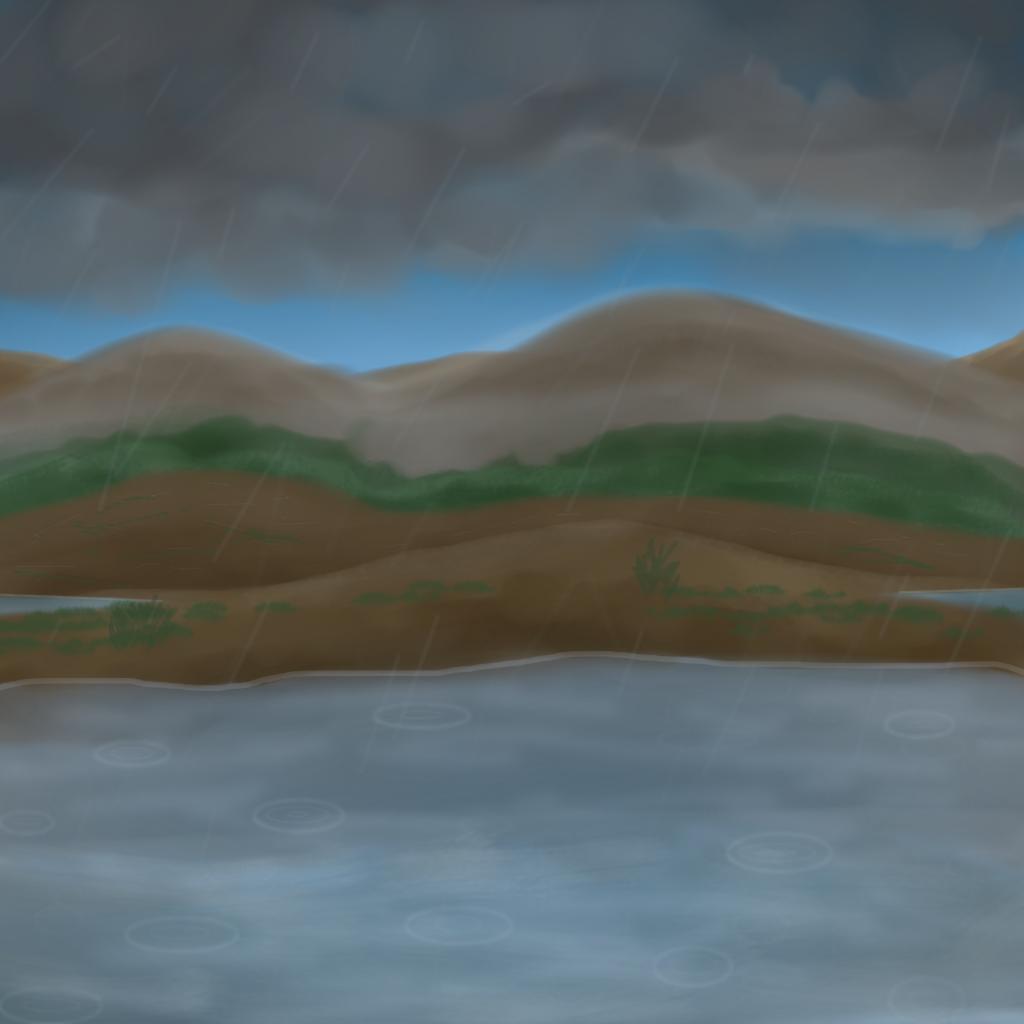 Flood Rain After Years