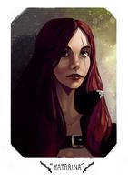 Katarina by CaroWaro